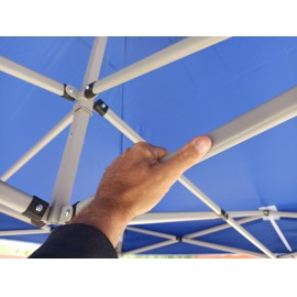 3x3 Erős vízálló pavilon piaci rendezvény horgász árusító sátor