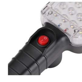Nagy fényű led lámpa akkus reflektor munkalámpa
