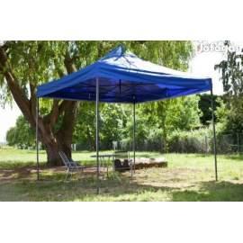 2x2 -es tetőponyva rendezvény sátorhoz (csak tetőponyva) kék