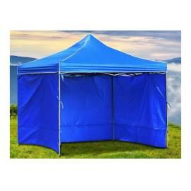 9m oldalfal kék oldalponyva rendezvény sátorhoz