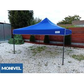 2x2 kék Rendezvény sátor árusító piaci horgász kerti pavilon