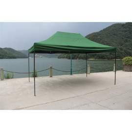 3x2 zöld rendezvény sátor árusító piaci horgász kerti pavilon