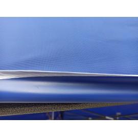 3x4,5 Rendezvény sátor árusító piaci horgász kerti pavilon kék