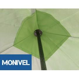 3x3 UV álló zöld tetőponyva sátortető sátorponyva ponyva sátor tető ponyva