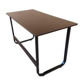 Új! Irodai asztal íróasztal számítógép fém szerkezettel nagy méretű