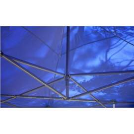 Normál 3x3 Rendezvény sátor árusító piaci horgász kerti pavilon kék 3*3
