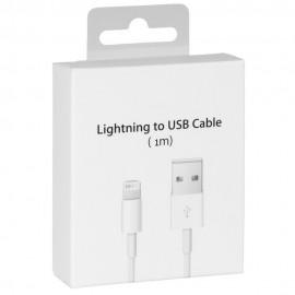 Iphone Lightning – USB adat és töltő kábel 1 méter