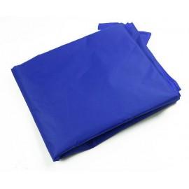 6m tépőzáras oldalfal kék oldalponyva rendezvény sátorhoz