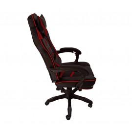Gamer-DL fekete piros gamer szék irodai szék forgószék vezetői fotel