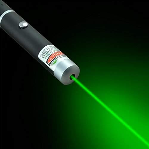 Zöld lézer pointer jelző toll