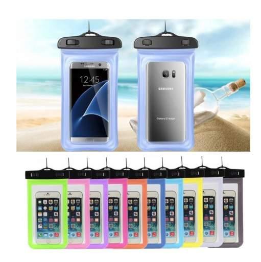 2 db Vízálló telefon, kamera tok