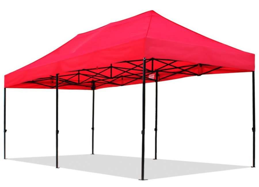 Összecsukható pavilon sátor 6x3