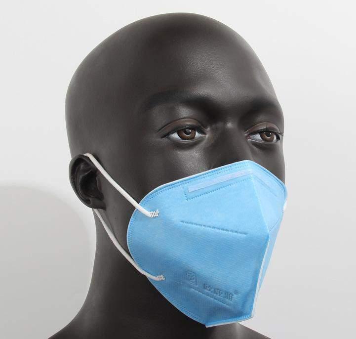 KÉSZLETRŐL! 10db kn90 porvédő védő maszk szájmaszk ffp2