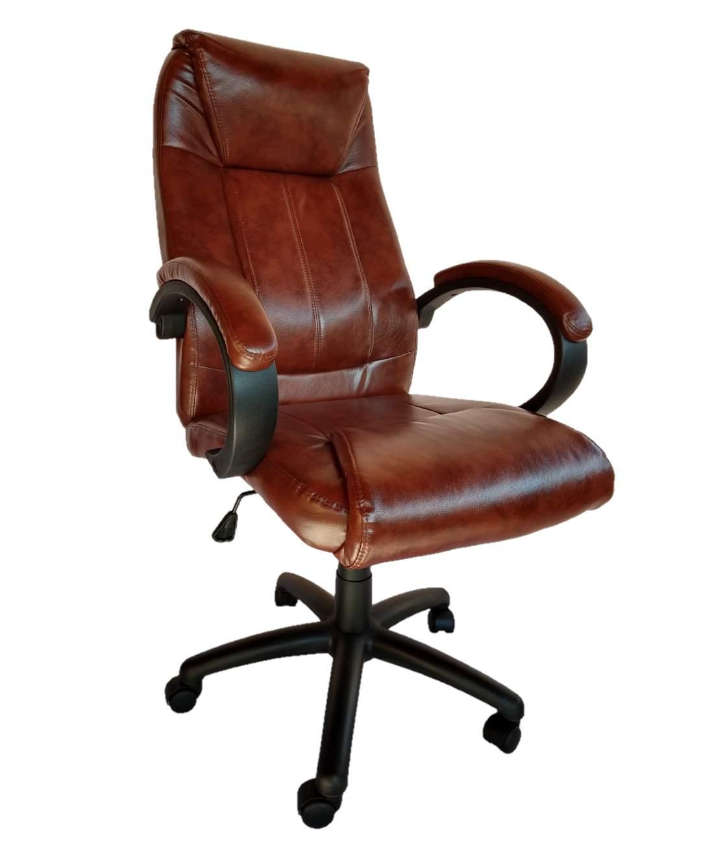 ERGO-BROWN ergonómikus főnöki fotel irodai szék forgószék erős barna