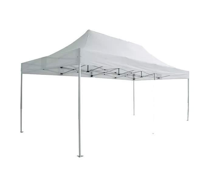 Alumínium 3x4,5 Rendezvény sátor árusító piaci horgász kerti pavilon