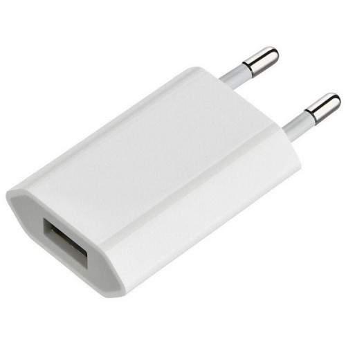 USB hálózati töltő adapter 1000 mAh 1 A